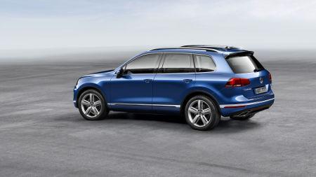 VW Touareg 2015