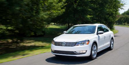 VW Passat USA
