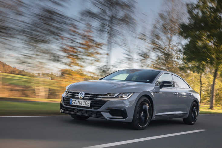 VW Arteon R-Line Edition 2020