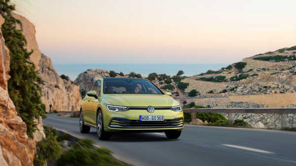 VW Golf 8 (2020)
