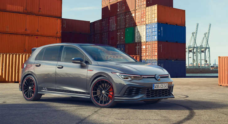 VW Golf GTI Clubsport 45 2021