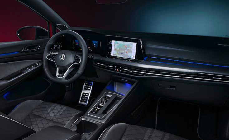 VW Golf Variant 2021 Digital Cockpit Pro