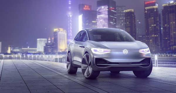 VW I.D. Crozz Auto Shanghai 2017