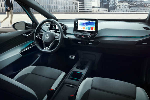VW ID.3 Cockpit & Interieur