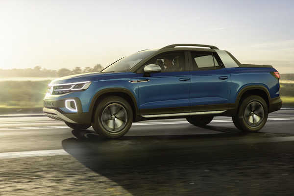 VW Tarok Concept 2018